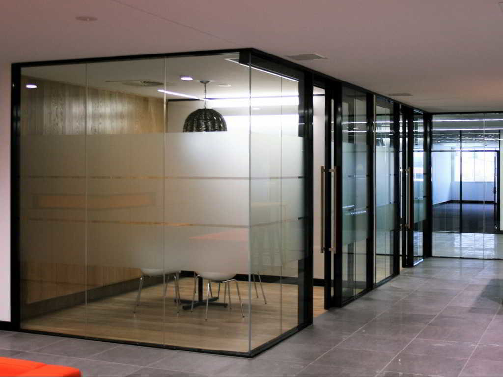Aluminium Partitions Product : Products