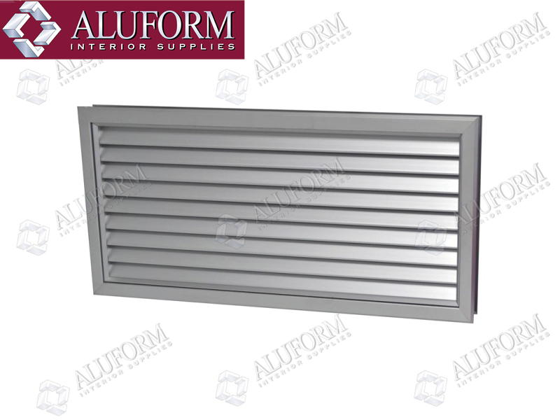 Alu Vent Door Grilles Aluform Interior Supplies