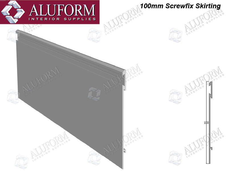 Aluminium Skirting For Delivery In Canberra Sydney