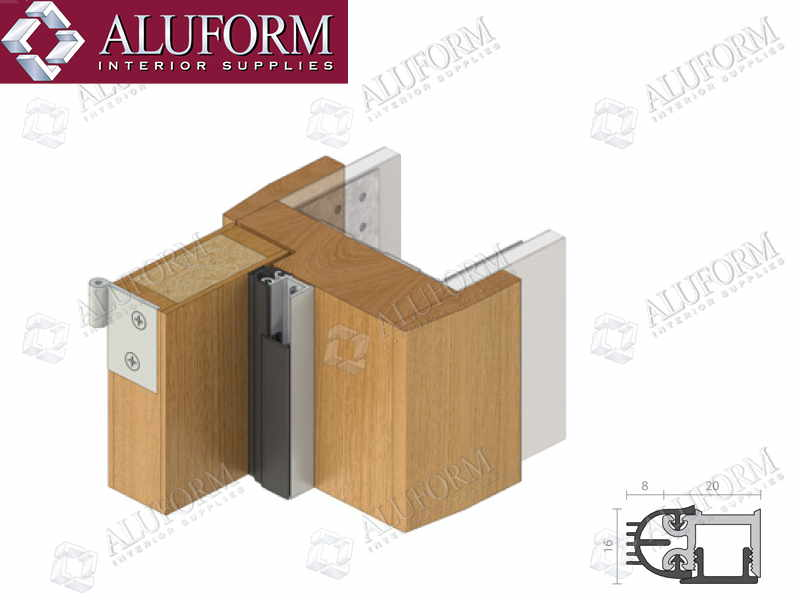 Raven Rp10si Perimeter Door Seal Aluform Interior Supplies