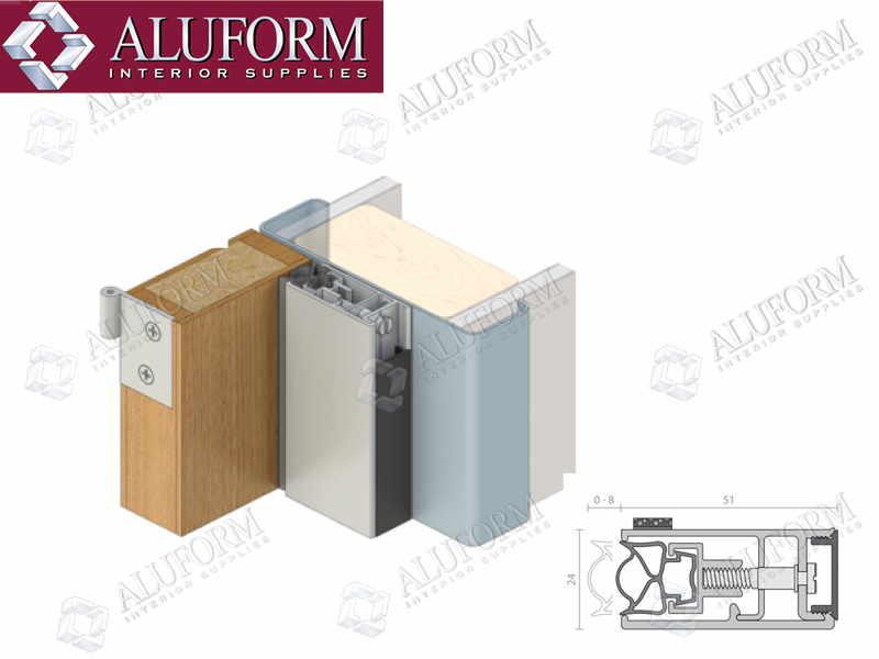 Perimeter Door Seals Aluform Interior Supplies