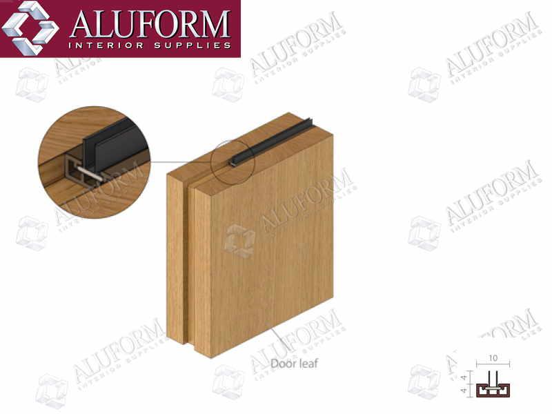 Raven Rp56si Perimeter Door Seal Aluform Interior Supplies