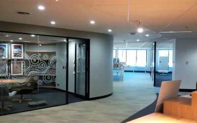 Project: Prime Minister & Cabinet, Bowes Place, Woden ACT