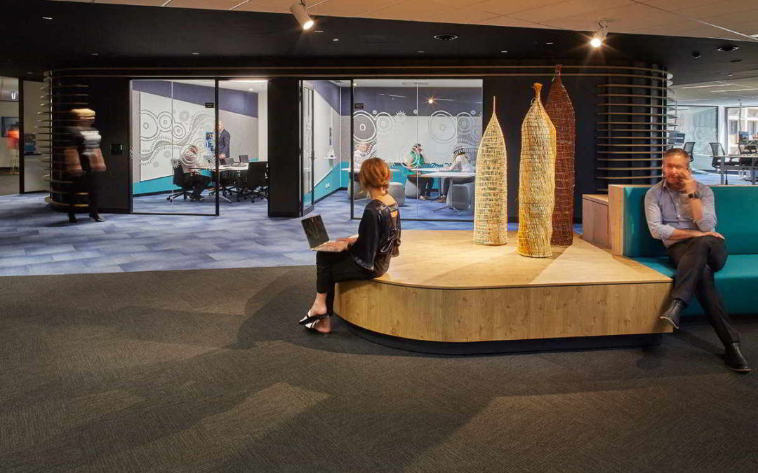Latest Design Concepts for Modern and Sophisticated Office Fit-outs